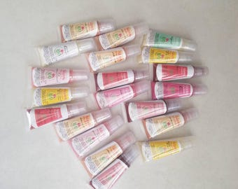 Lips Gloss yum! natural and moisturizing lip gloss flavor various
