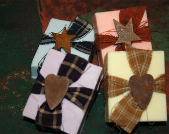 Amish Handcrafted Essential Oils Soap - Choose Your Scent!