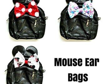 Mouse Ear bags