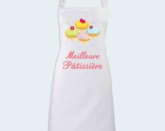 Best Baker - cupcake apron