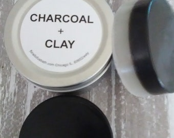 Activated Charcoal + Bentonite Clay