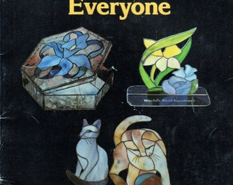 BTS Stained Glass for Everyone by Carolyn Kyle