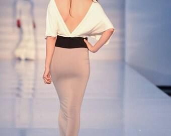 Mermaid Skirt, Two Piece, Dress Look