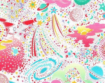 Milky Way-Liberty of London by the 1/2 yard