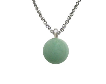 Green Aventurine Gemstone Necklace