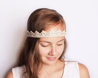 Bachelorette Crown Headband, Bride To Be Tiara, Bride Tribe Gifts, Bridal Party Champagne Crown, Gold Bridal Shower Crown, Hen Party Crown