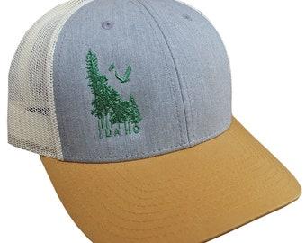 Idaho Wilderness Adjustable Mesh Hat