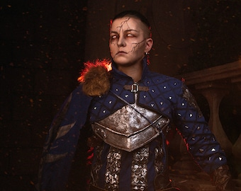 Grey Warden Middle Cosplay armor from Dragon age