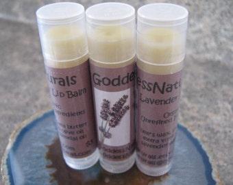 """12 """"Lavender""""  Lip Balms 0.15 oz tubes """"Retail/Resale Value 36.00"""""""
