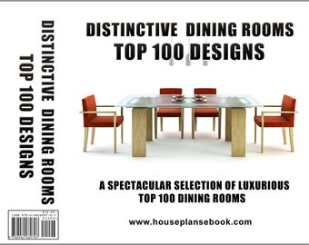 DISTINCTIVE Dining Room Design Book | Dining Room Decor | Dining Room Ideas | Dining Room Renovation  |