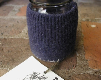 Mason Jar Warmer (Pint)