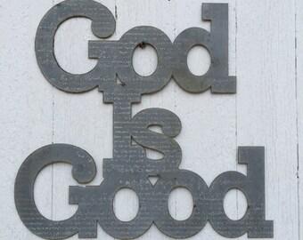 God Is Good - Sign