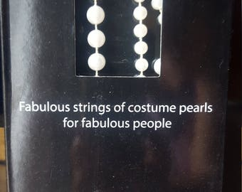 Costume Pearl Necklaces