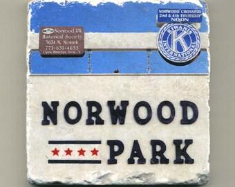 Norwood Park - Original Coaster