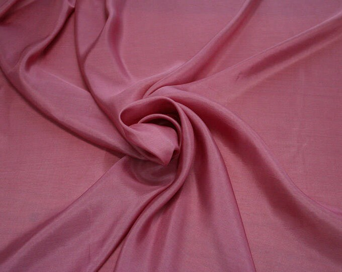 402123-taffeta natural silk 100%, wide 110 cm, made in India, dry cleaning, weight 58 gr, price 1 meter: 26.50 Euros