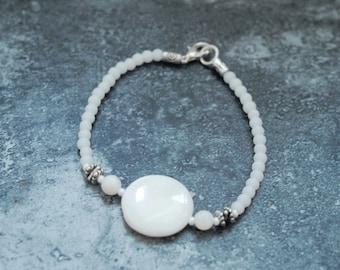 Shell Stone Bracelets | Ethnic Bracelets | Boho | Tribal |