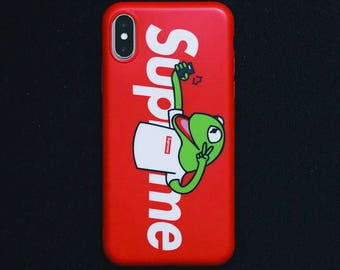 Luxury Sup Art Collection Custom Iphone 7/8 and X case