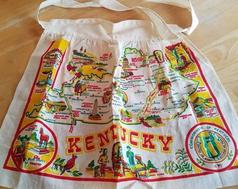 Kentucky Baking Cooking Apron