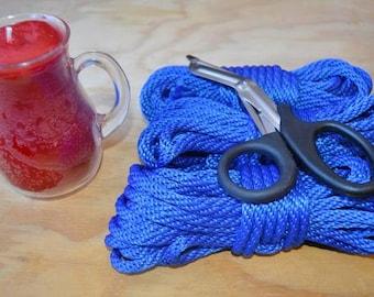 Kinky Starter Kit - Hot Wax & Bondage Rope