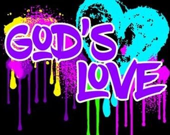 God's Love T-shirt