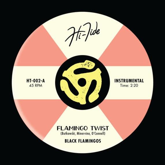 "Black Flamingos ""Flamingo Twist"" (45 Single)"