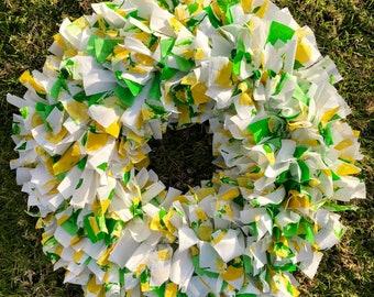 Sweetly Lemons Wreath