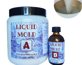 Silicone Rubber Liquid GR 1000