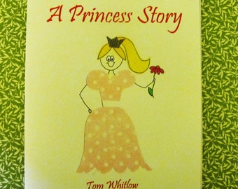 A Princess Story  -  rhyming children's book