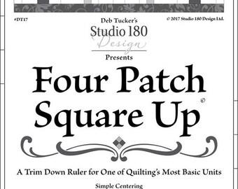 Studio 180 Design's Four Patch Square Up