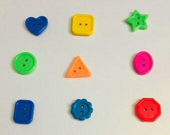 Kids Fridge magnets// kids gift