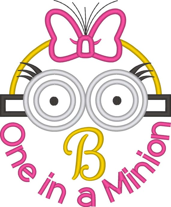 SAMPLE SALE, One in a Minion Inspired Shirt - Minion Birthday Shirt - Banana - Universal Studios Vacation -