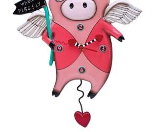 Little Flying Pig