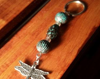 Dragonfly Key Chain!