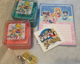 Sailor Moon Bundle (Vintage)