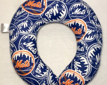 New York Mets- Travel/Neck Pillow