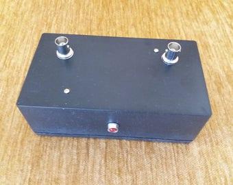 2 Watts QRP 7 MHz 40 Meter Band RF power amplifier