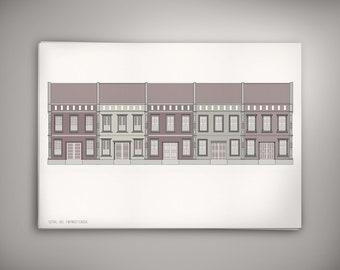 Classical Contemporary Malaysian shop facade (FMYW6D1CA656)