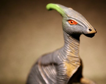 Parasaurolophus  - Dinosaur Photograph - Various Sizes