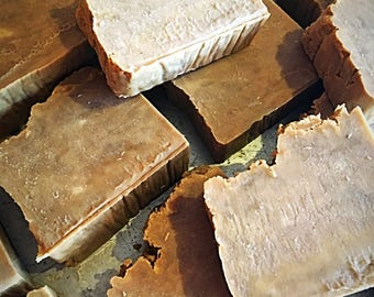 Vegan Ginger Beet Glycerin Soap