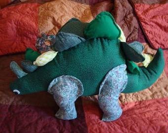 Giant Stuffed Stegosaurus Dinosaur - Custom