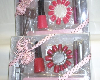 Chocolate Manicure Set Mother's Day gift