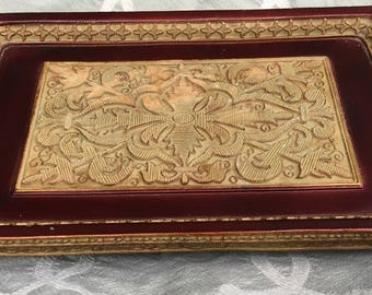 Rectangle Versailles Tray from India Ink 278 Maple Series