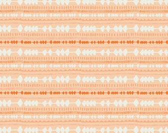 Native Fringe Solar - Tule - Leah Duncan - Art Gallery Fabric - 100% Quilters Cotton Available - Yards, Half Yards FQ's TL-30023