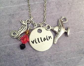 Arabian Villain Fairytale Necklace