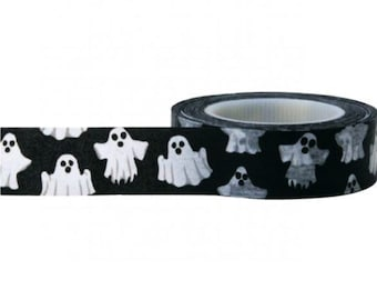 Spooky Ghost Washi Tale by Little B