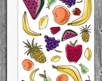 Fruit - Card Set