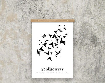 A2 Poster Re:discover