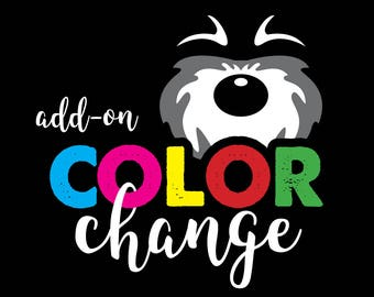 Add-on Color Change