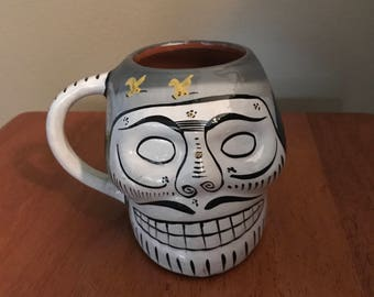 Mexican Skull Cup