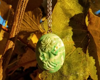 Marbled Jade Lolita Day of the Dead Cameo